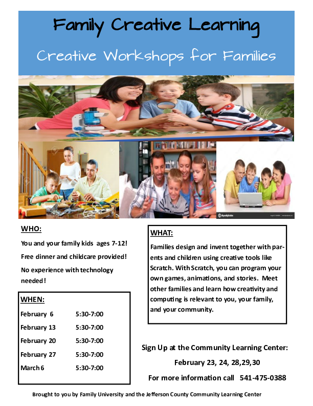Family Technology Workshop